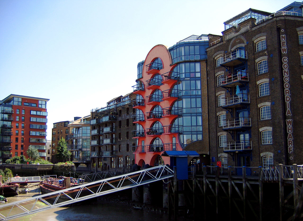 8 Reasons to Move to Shad Thames