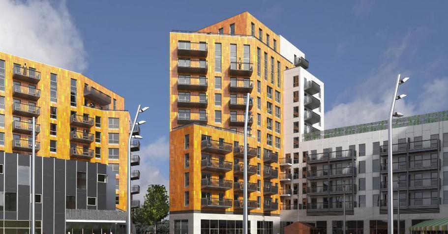 Featured Developments - New Homes London Bridge, Shad Thames
