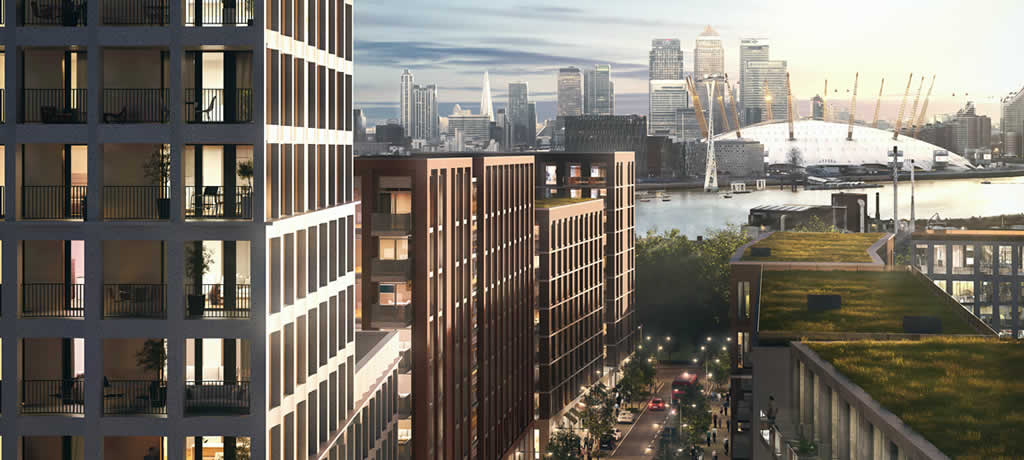 How a £1bn Investment from the London Mayor Turned into Royal Wharf